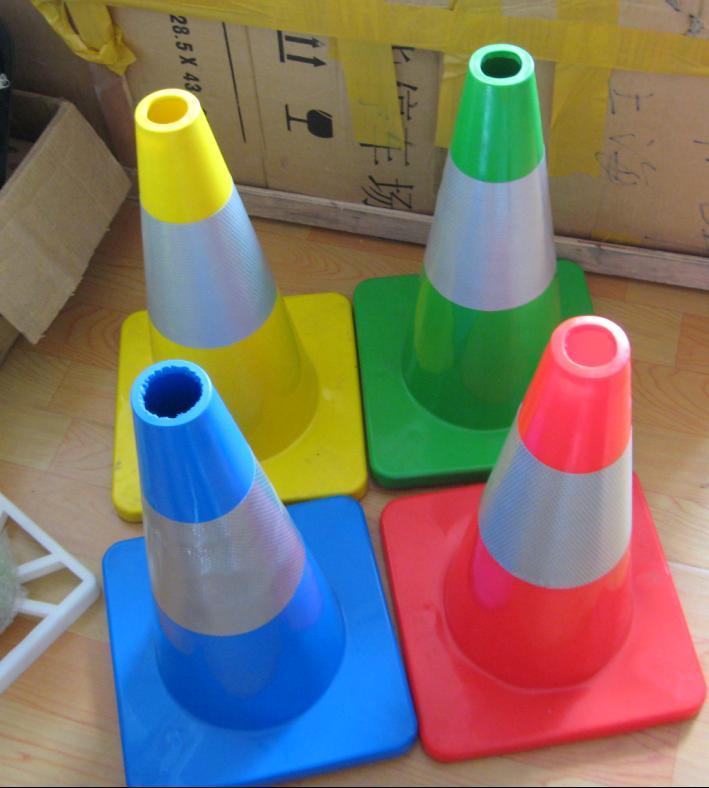 PVC塑料路锥E-2