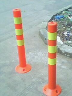 长欣胶业(上海)有限公司 安装 警示柱
